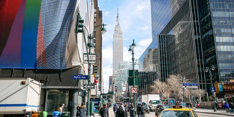 紐約遊學|走路上學去,學生宿舍就在飯店裡-The New Yorker Wyndham Hotel