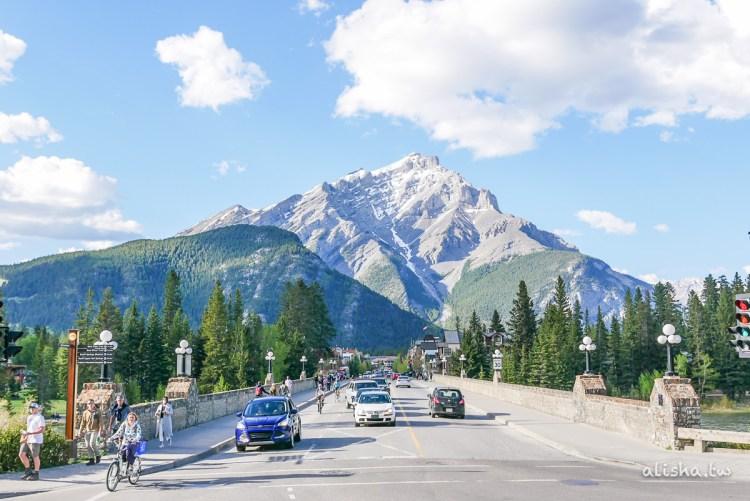 加拿大・班夫|數十年如一日,令人嚮往的小鎮日常