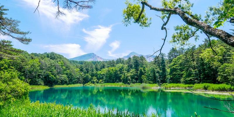 日本福島|五色沼自然探勝路・療癒的林間步道旅