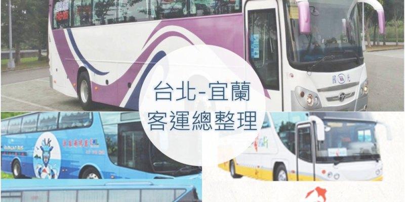 台北-宜蘭交通|宜蘭.羅東.蘇澳 客運總整理(2019.5.25更新)
