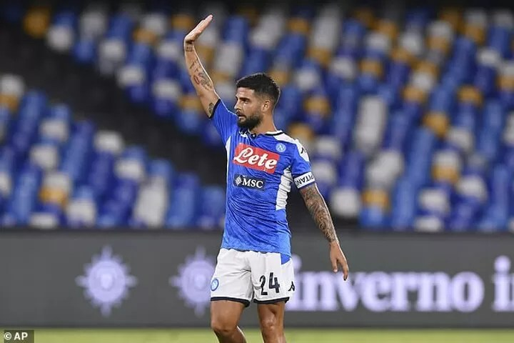 Napoli could be without Insigne for crunch UCL clash with Barcelona 4