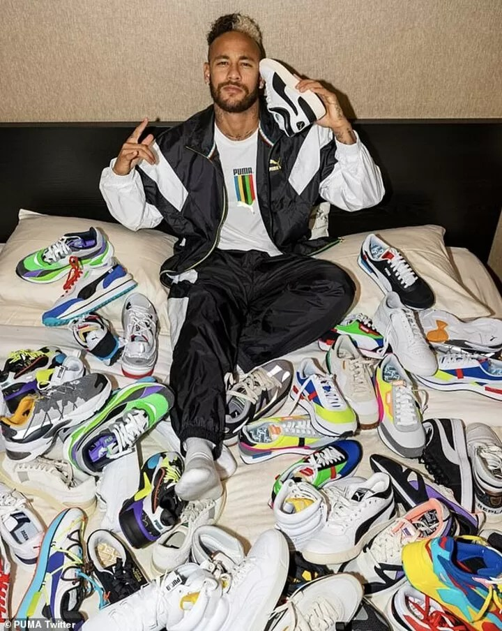 Neymar ends £78.6m Nike partnership after 15 years and joins forces with Puma 2