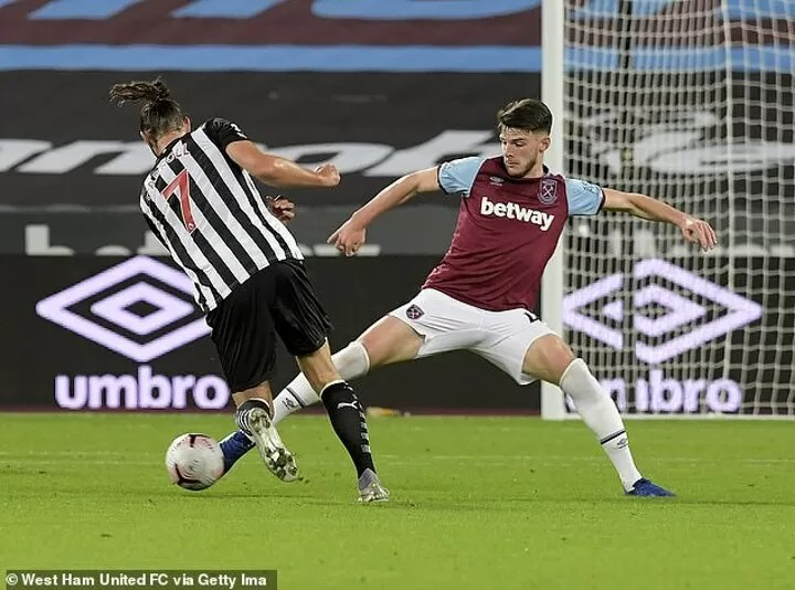 West Ham will 'BLOCK Chelsea's move for Declan Rice this summer' 2