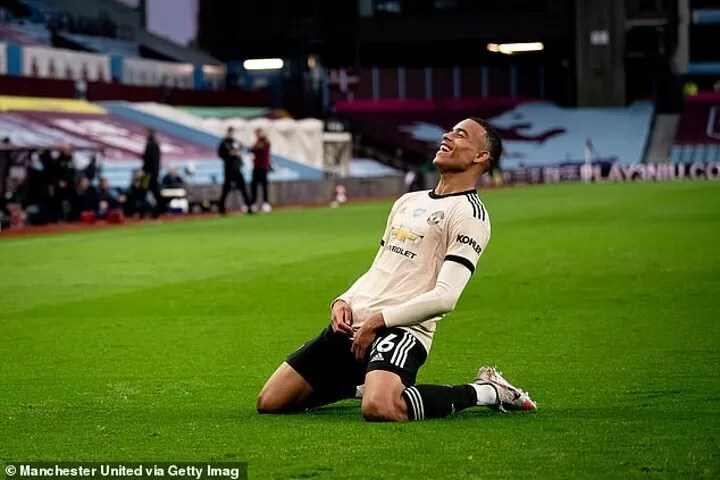 Mason Greenwood 'Not Sure on his Manchester United place ahead of Crystal Palace opener' 5