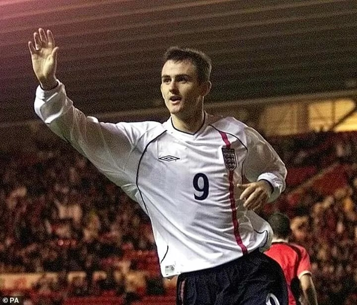 Nketiah levels England U21 goal record of Shearer and Francis Jeffers with 13 5