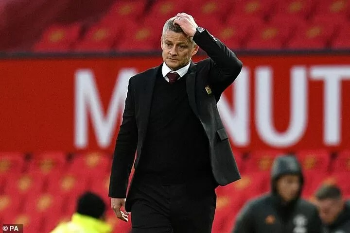 Manchester United players growing frustrated at 'basic' training under Ole Gunnar Solskjaer 3