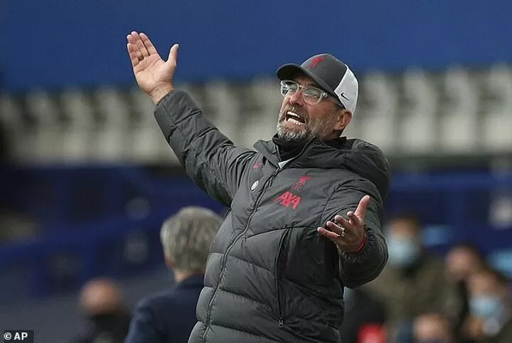 Pressure is all of a sudden mounting on Liverpool after injury 4
