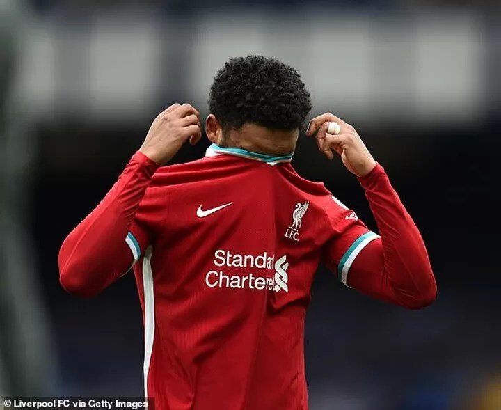 Pressure is all of a sudden mounting on Liverpool after injury 6