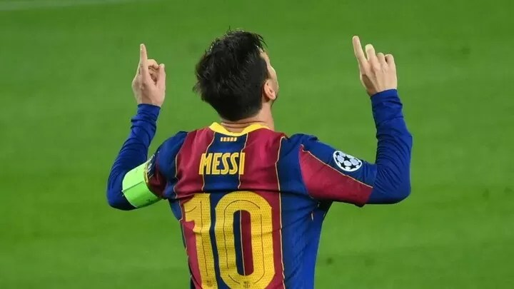 Messi is hungry after 900 days without scoring against Real Madrid 4