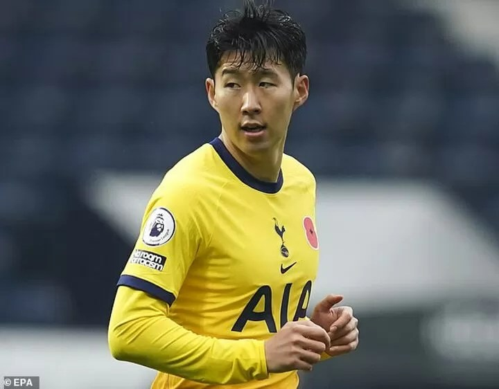 Son doesn't think he's one of the Premier League's best players 2