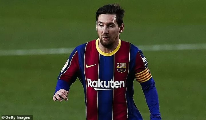 Messi 'to Man City could be ON with club set to make January transfer 2