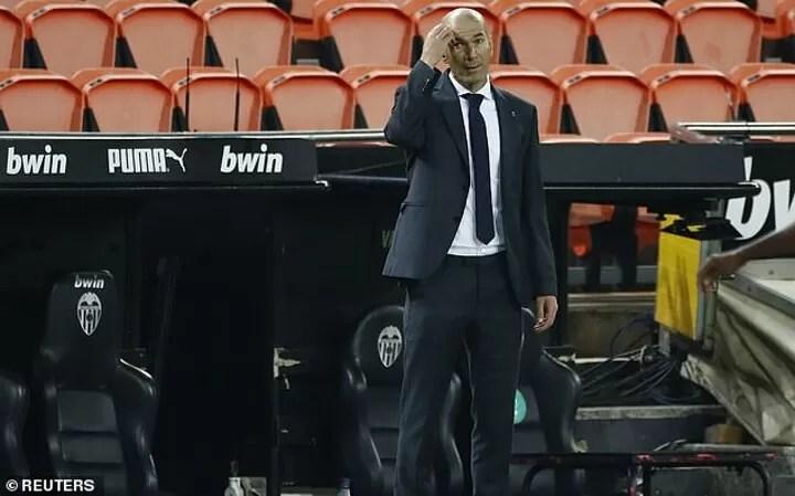 No Benzema, Jovic, Sergio Ramos... the issues facing Zidane 2