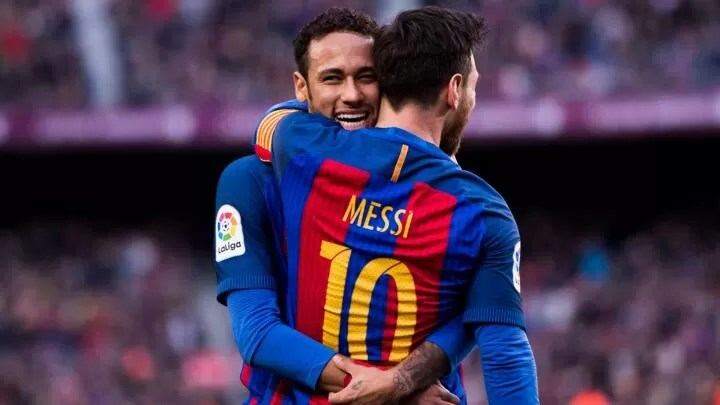Neymar: What I want most is to play with Messi again 2