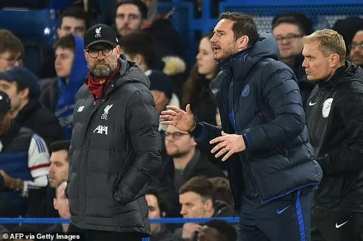 Is Jurgen Klopp right in saying that Chelsea are PL title challengers? 2
