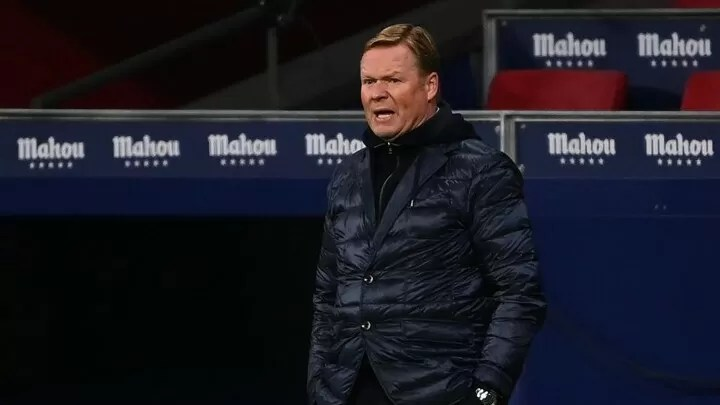 Koeman: Barcelona always create chances, but we have to be more clinical 1