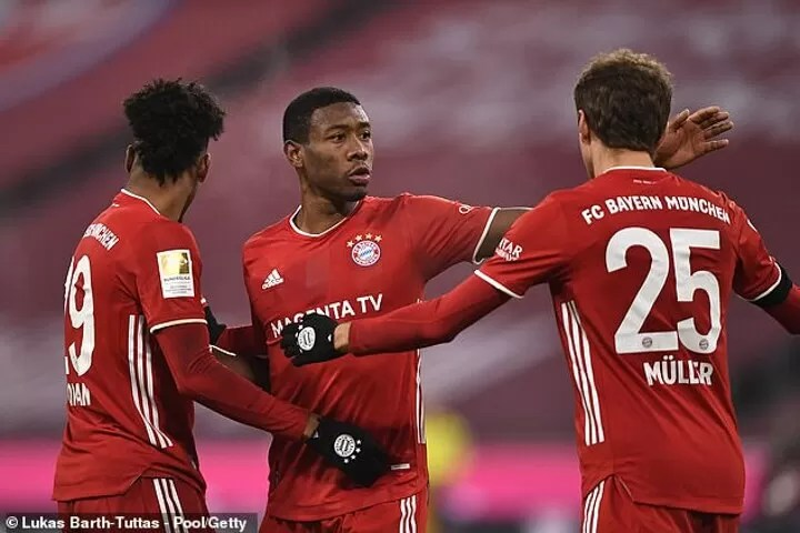 Real Madrid 'closing in on Alaba transfer after tabling four-year contract' 4
