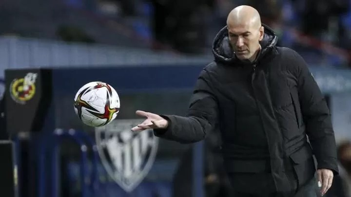 Survey: Real Madrid fans believe Zidane's time is coming to an end 2