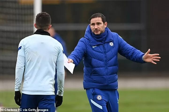 Lampard hails 'outstanding' Mount for match-winning display against Fulham 5