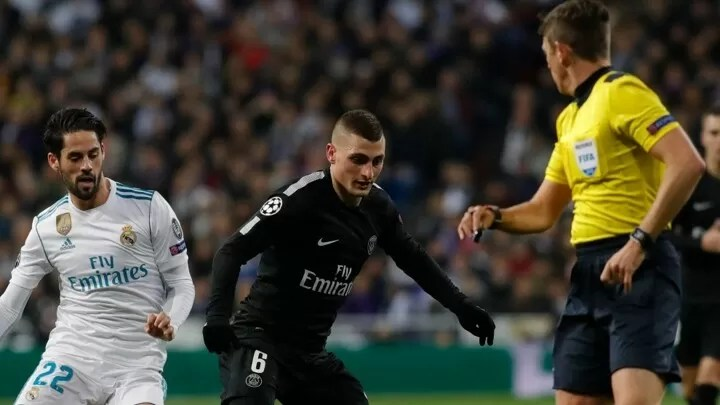 Playing with Messi would be another gift football has given me - Verratti 1