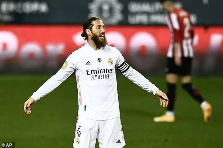 Sergio Ramos WILL NOT be a Real Madrid player from next season after he rejected TWO contract offers' 2