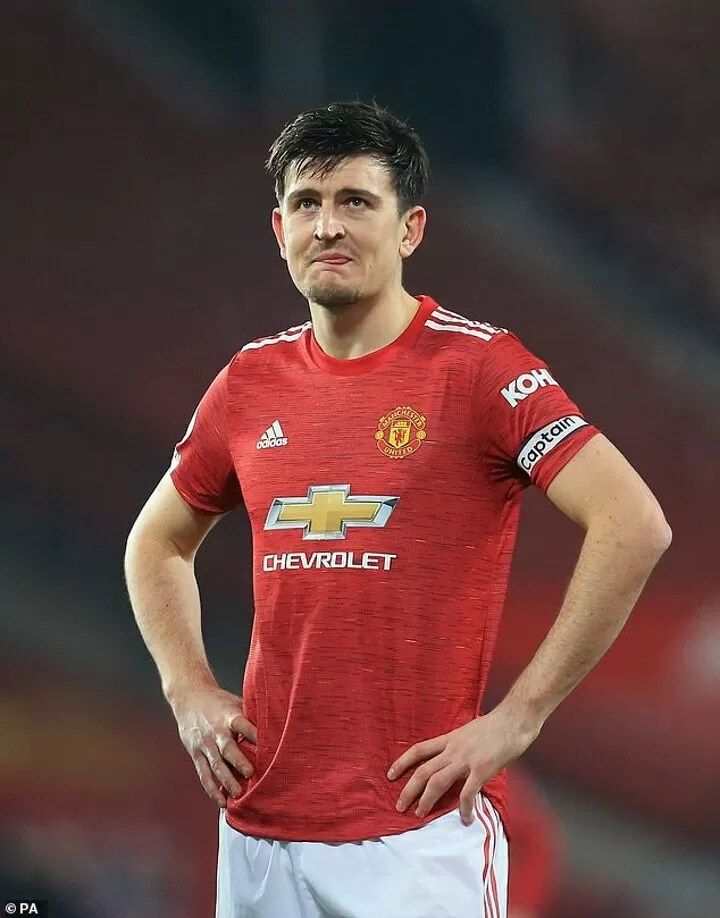 Maguire 'is not a leader' and Solskjaer should consider replacing him as captain 2