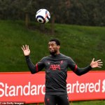 Wijnaldum 'will LEAVE for Barcelona this summer on a free transfer'