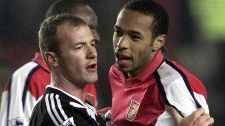 Alan Shearer & Thierry Henry, first inductees into Premier League Hall of Fame 5
