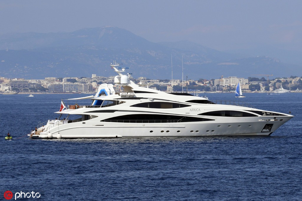 180k A Week Inside Ronaldo S Amazing Holiday Yacht With Jacuzzi And Jet Skis All Football App