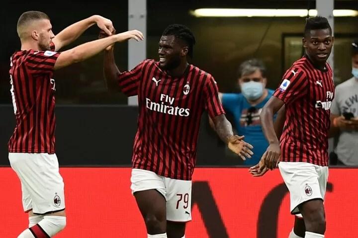 Milan 4-2 Juventus: Milan hit back with 3 goals in 5 mins to floor Old Lady 13