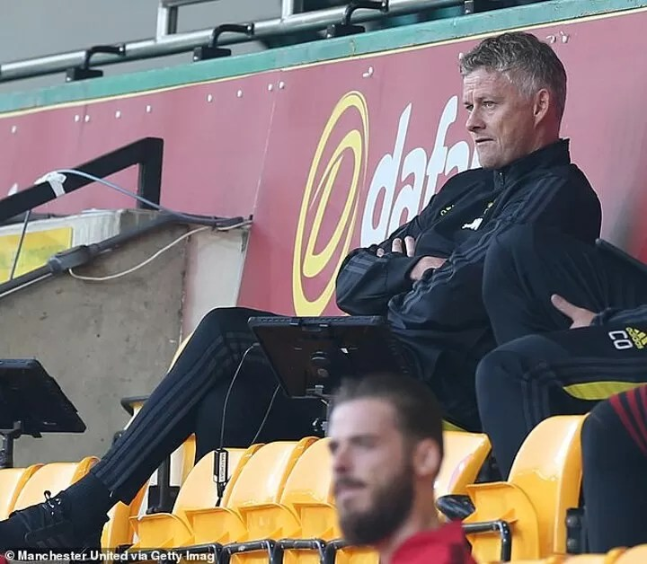 Solskjaer 'told he must drop stars' to land £110m-rated Sancho 3