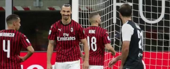 Zlatan: I'm president, player & coach & we'd have won Serie A if I came early💪 1