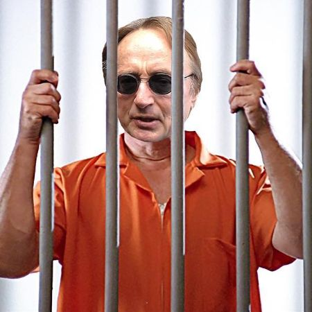 Kilmer behind bars edit