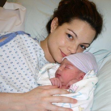 Picture of just born Huck