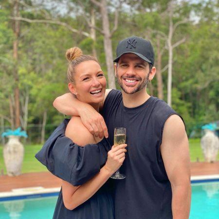 Ricki and her husband
