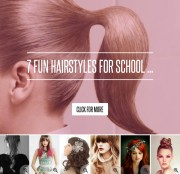 playful pigtails - 7 fun hairstyles