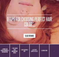 8 Tips for Choosing Perfect Hair Color Hair