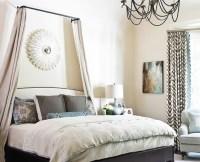 Metal Rod - 13 Gorgeous DIY Canopy Beds ... DIY