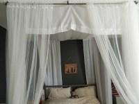 Rods II - 13 Gorgeous DIY Canopy Beds ... DIY