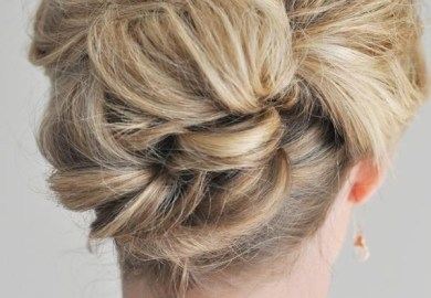 How To Do Easy Updos For Long Hair