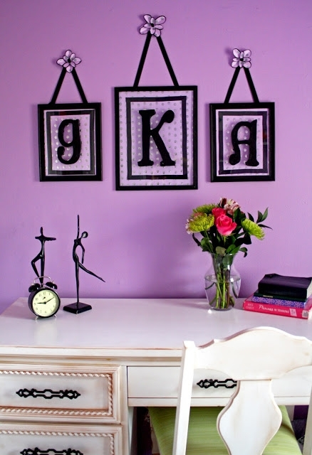 Make It Cool For School With These New York City Inspired Stencil Cork Boards
