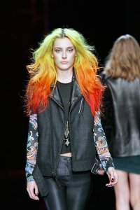 Flame Effect - 7 Feisty and Unique Hair Colors for Your Inner