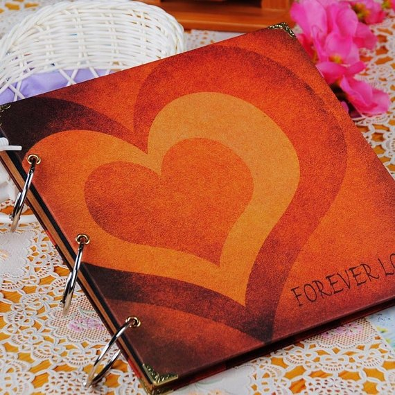 Scrapbook 17 DIY Valentines Day Gifts Your Girlfriend