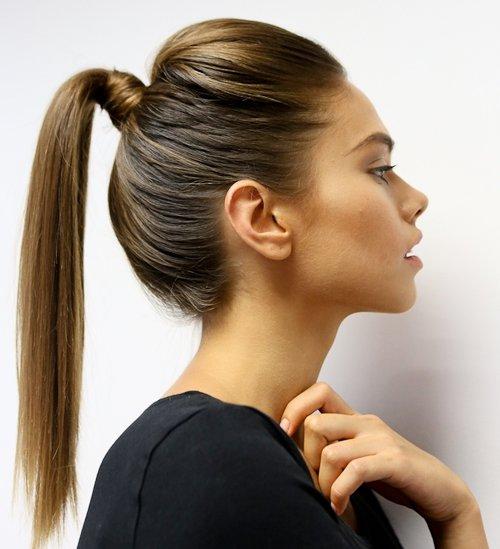 hair, hairstyle, face, long hair, forehead,