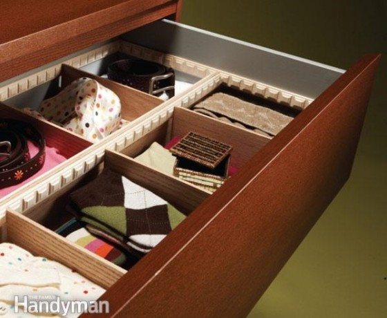 8 Awesome DIY Drawer Organizers DIY