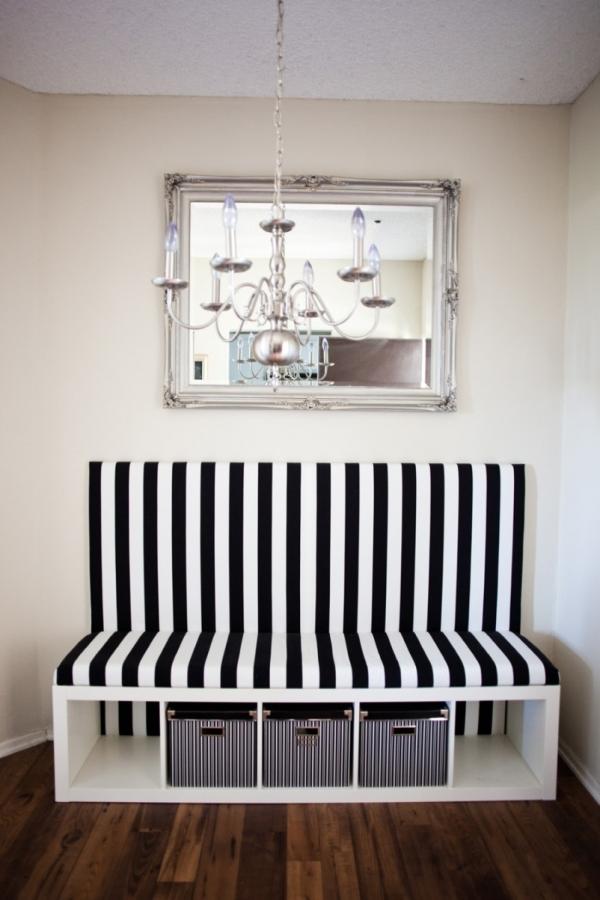 kitchen corner booth seating knife sets for sale diy ikea hack - 41 borderline genius 🎓 ...