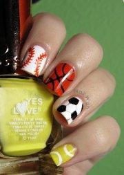 sports - 36 nail
