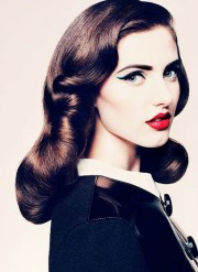 finger wave - 25 super-easy hairstyles