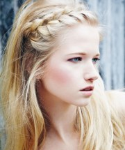boho braid - 25 super-easy hairstyles