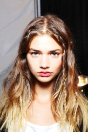 boho chic - 7 cool hairstyles