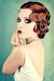 pin curls - 13 simple and stylish